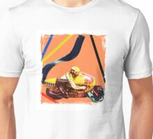 Acrylic motorcycle exhaust Unisex T-Shirt