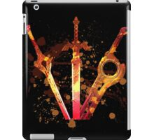 Three swords iPad Case/Skin