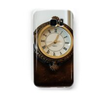 Old Clock On the Mantel Samsung Galaxy Case/Skin
