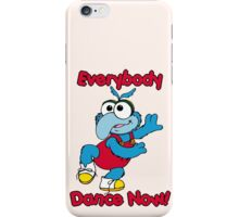 Muppet Babies - Gonzo 01 - Everybody Dance Now iPhone Case/Skin