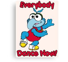 Muppet Babies - Gonzo 01 - Everybody Dance Now Canvas Print