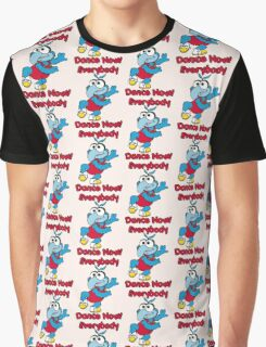 Muppet Babies - Gonzo 01 - Everybody Dance Now Graphic T-Shirt