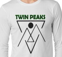 Twin Peaks- symbol Long Sleeve T-Shirt