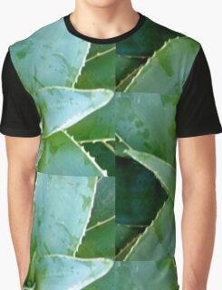 Green plant Graphic T-Shirt