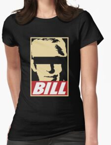 OBEY - Bill W. Womens Fitted T-Shirt