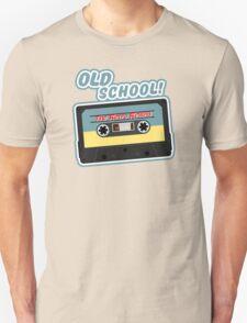 Old School Mix Tape Unisex T-Shirt