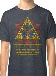 SACRED GEOMETRY METATRON MATRIX Classic T-Shirt