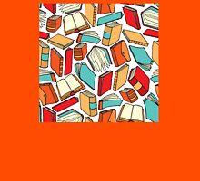 Seamless book pattern or Background wallpaper Unisex T-Shirt