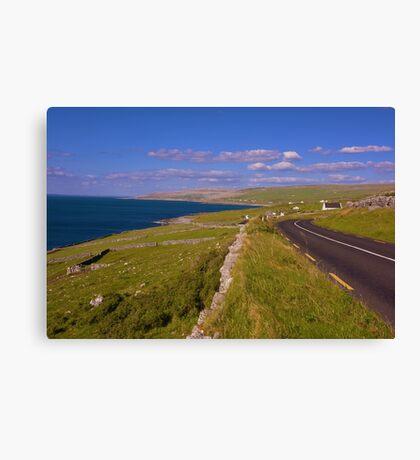 Wild Atlantic Way Canvas Print