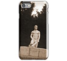 WW1 German War Memorial iPhone Case/Skin