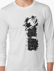 Fairy Tail Splash  Long Sleeve T-Shirt