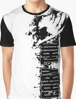 Fairy Tail Splash  Graphic T-Shirt