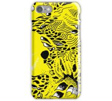 Yellow Butterfly iPhone Case/Skin