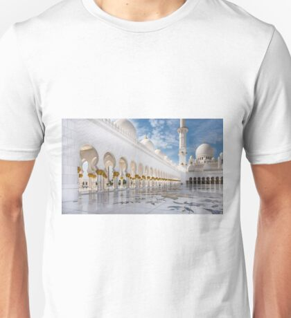 Sheikh Zayed Mosque Unisex T-Shirt