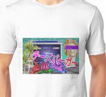 Aesthetic Vaporwave Tigers Unisex T-Shirt