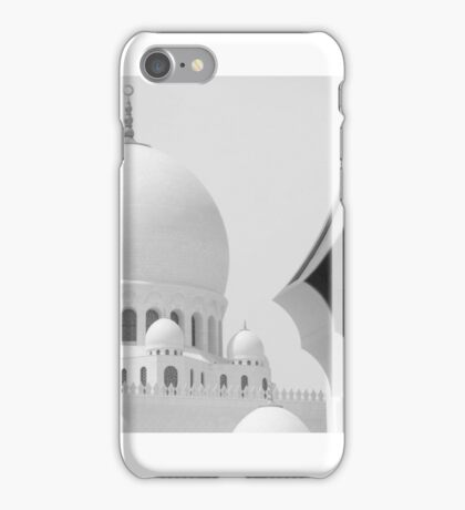 Sheikh Zayed Mosque iPhone Case/Skin