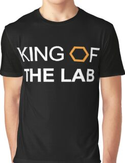 King Of The Lab Graphic T-Shirt