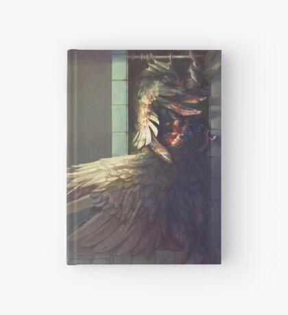 Birdshower Hardcover Journal