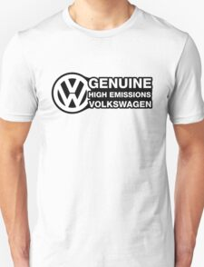 Genuine High Emissions VW T-Shirt