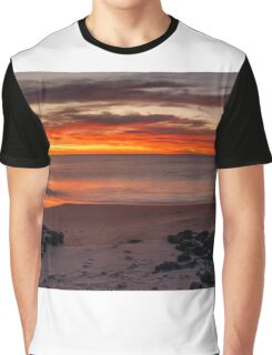Sun Down Graphic T-Shirt