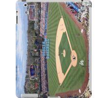 Dodgers Baseball iPad Case/Skin