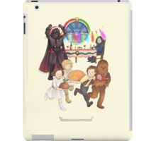 Search your feelings...you know it to be Yuletide iPad Case/Skin