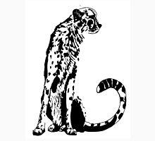 Gazing Cheetah Unisex T-Shirt