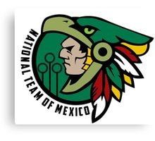 Team Mexico - quidditch Canvas Print