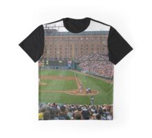 Baltimore Home of Baseball Fever Graphic T-Shirt