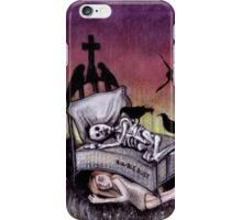 Sleeping at last iPhone Case/Skin