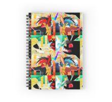 Creation of Man Spiral Notebook