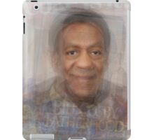 Bill Cosby Portrait iPad Case/Skin