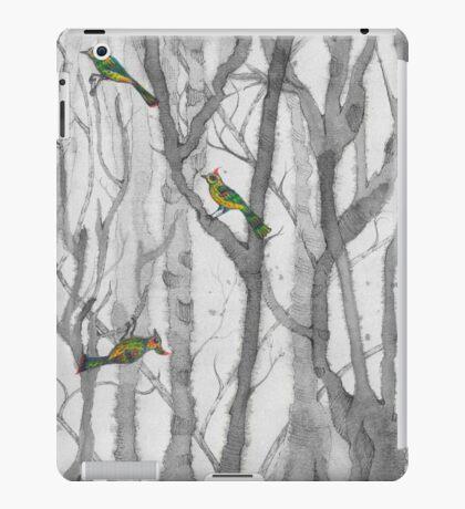 tropical trees iPad Case/Skin