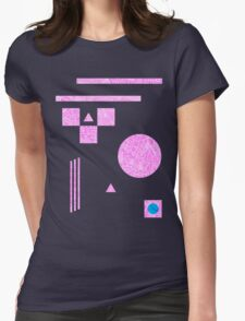 Futurism Womens Fitted T-Shirt
