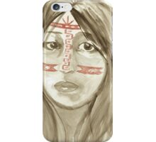 Gaze iPhone Case/Skin