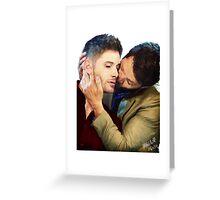 True love's kiss Greeting Card