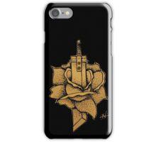 Buster Sword Rose iPhone Case/Skin
