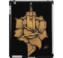 Buster Sword Rose iPad Case/Skin