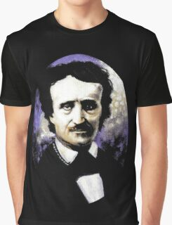 Edgar Allan Poe Graphic T-Shirt