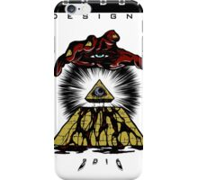 Master Eye iPhone Case/Skin