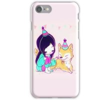 Party Hats iPhone Case/Skin