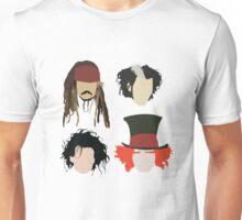 Johnny Depp - Character Tribute Unisex T-Shirt