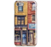 City Street Halifax Nova Scotia iPhone Case/Skin