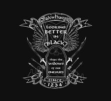 Better in Black Unisex T-Shirt