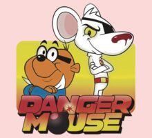 MOUSE IS DANGER Baby Tee