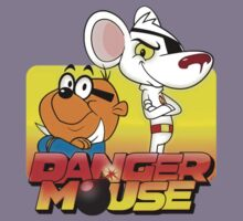 MOUSE IS DANGER Kids Tee