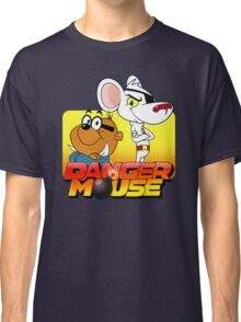 MOUSE IS DANGER Classic T-Shirt
