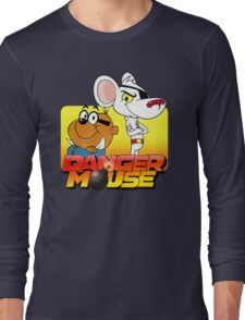 MOUSE IS DANGER Long Sleeve T-Shirt