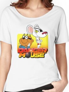 MOUSE IS DANGER Women's Relaxed Fit T-Shirt