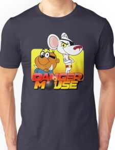 MOUSE IS DANGER Unisex T-Shirt